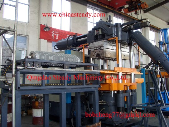 plastic injection molding machinery Insulator Injection Molding Machine