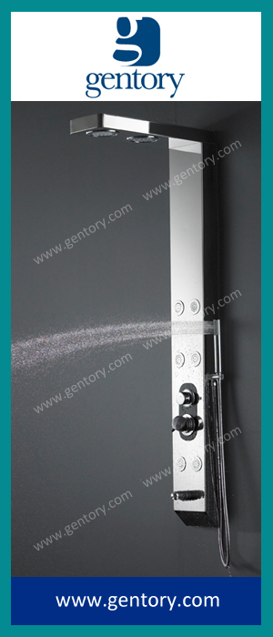 Chrome Mirror Finish Stainless Steel Shower Panel S168