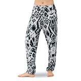 black and white joggers pants Dance Black & White Jogger Pant