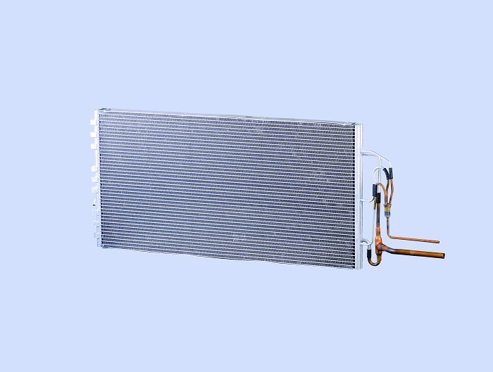 Parallel Flow Microchannel Condenser