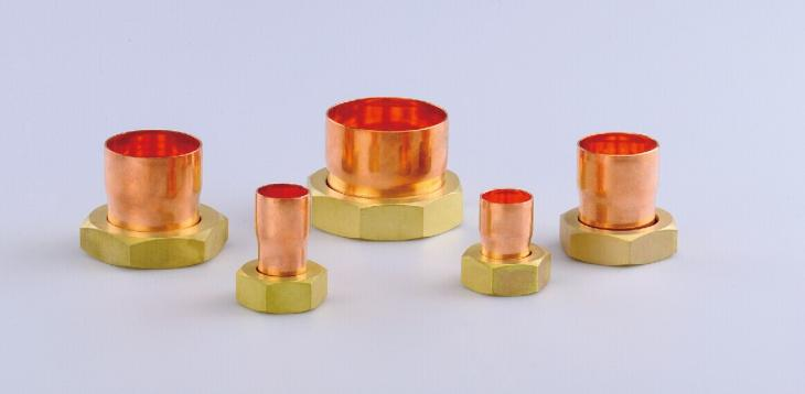 Refrigeration Parts Copper Union