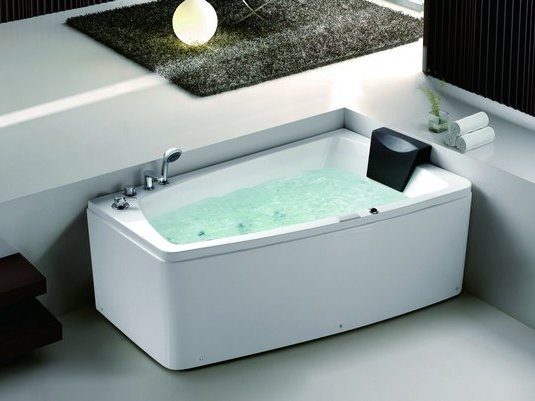 U-BATH single baU-BATH single bathtub size with massage functionthtub size with massage function