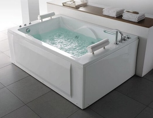 U-BATH luxury acrylic water surfing spa whirlpool tub