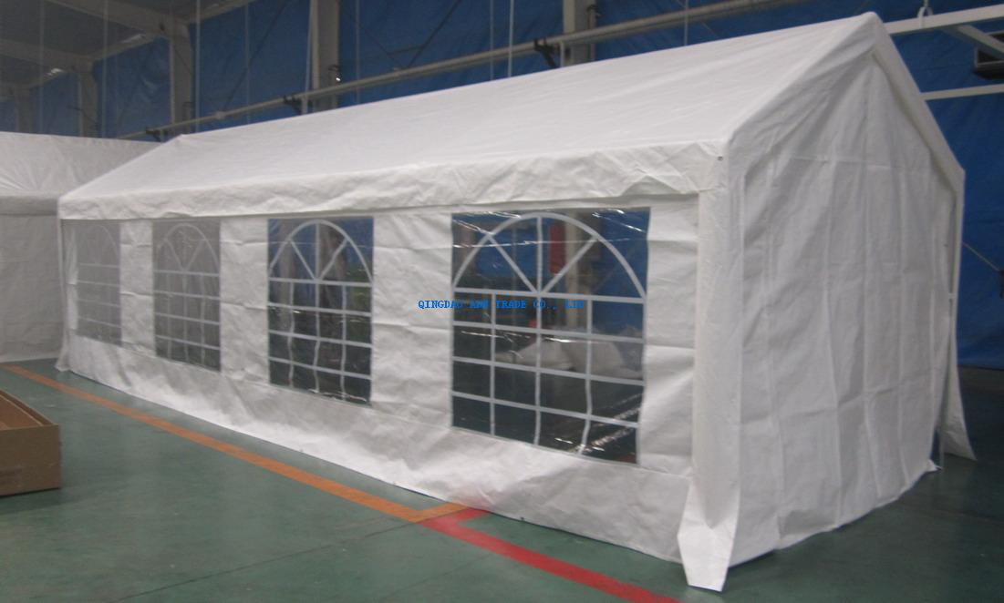 high peak marquee party tent with linings for wedding party events