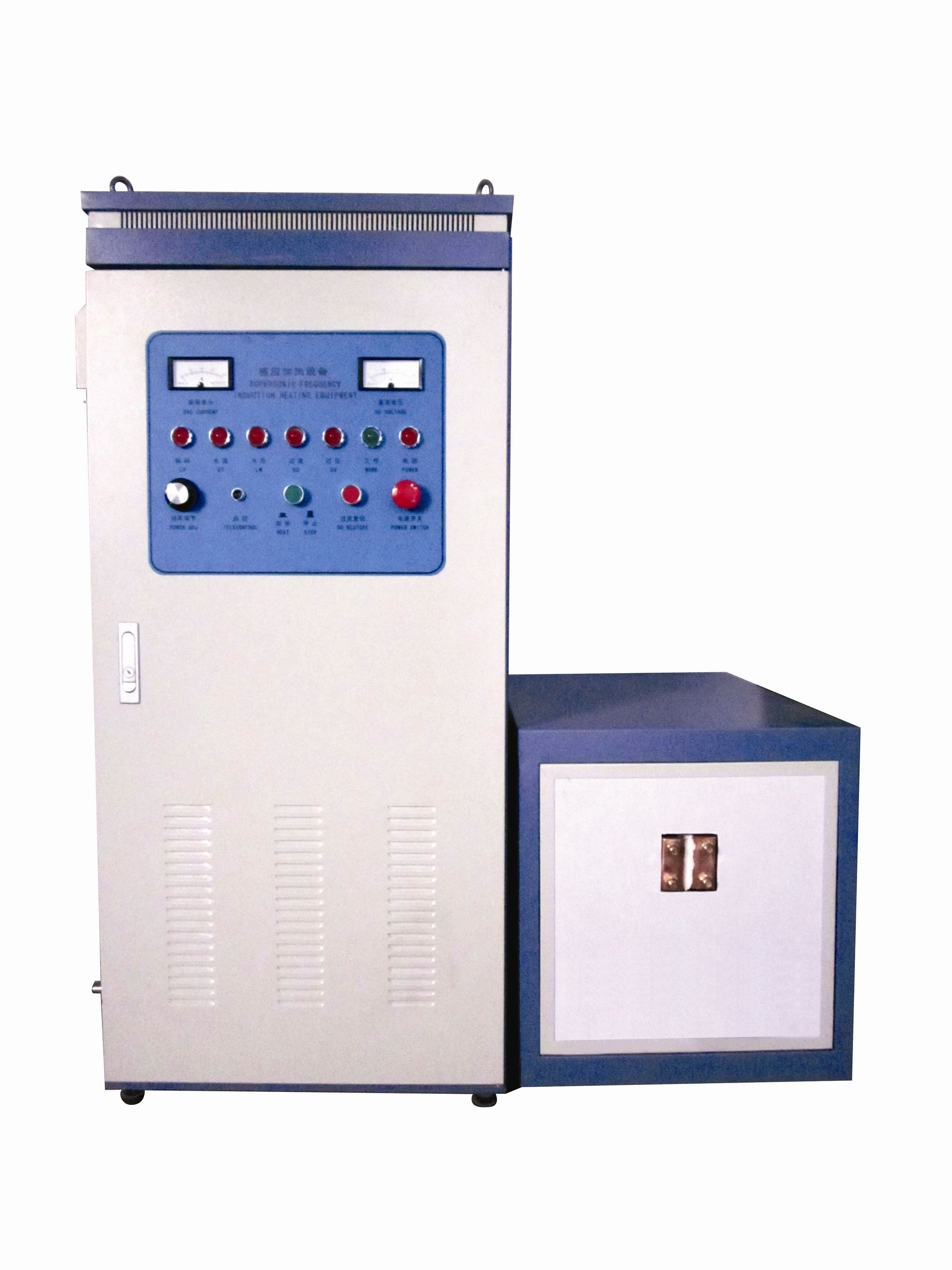 high frequency induction heating machine for welding bolts