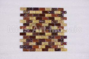 Iridescent Glass Mosaic D1YD4210