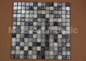 Iridescent Glass Mosaic D1YD2006