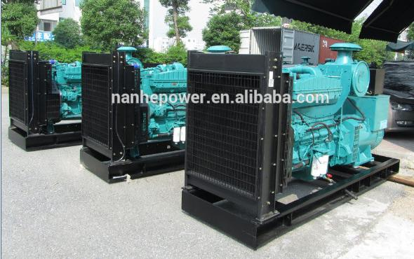 Open Type Diesel Generator Electric Generator
