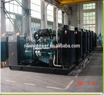 Diesel Generator Set By Volvo Engie