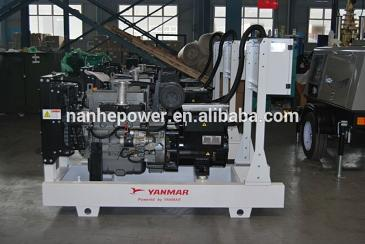 Diesel Generator Set By Japanese Engie