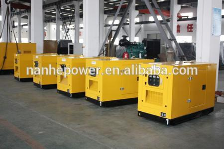 Water-proof-diesel-genset