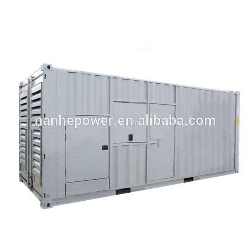 Containerized Type Diesel Generator