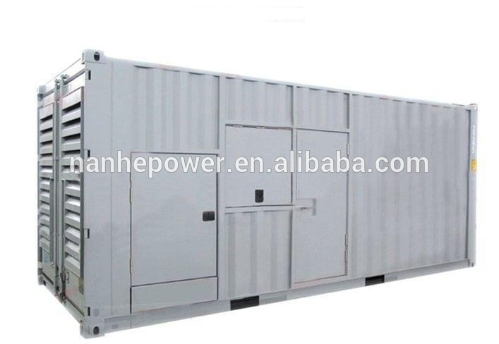 Diesel Generator In Container