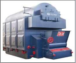 Single Drum Coal-fired Steam & Hot Water Boiler