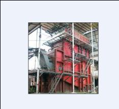 Reciprocating Grate Biomass-fired Steam Boiler