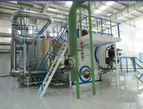 D-type Water Tube Oil & Gas Fired Boiler