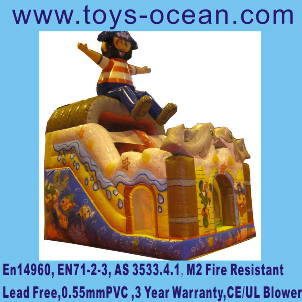 Toys-ocean amusement equipment co ltd