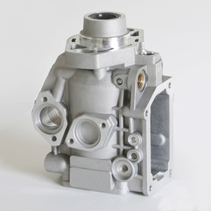 Vehicle Diesel Fuel Pump Body