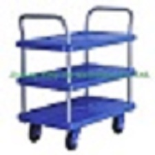 LG06 Three Layer H915*W910*D600mm Trolley