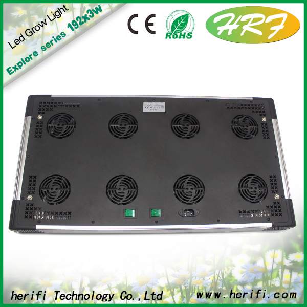 Herifi 2015 Latest indoor plant LED Grow Light 600w LED Grow Light