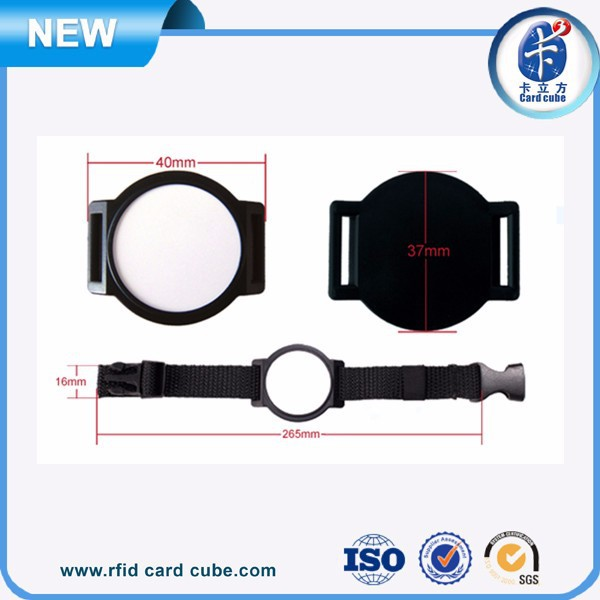 Waterproof Swimming Pool RFID Wristband For Access Control