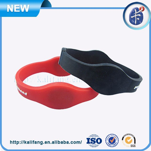 rfid radio frequency identification Disposable RFID Wristband