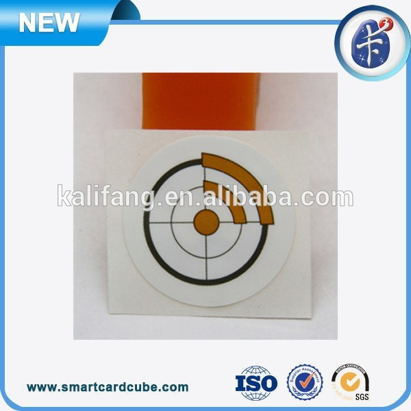 13.56 mhz rfid tag Waterproof 13.56mhz, Iso14443 Iso15693 Small Nfc Tag / Stickers