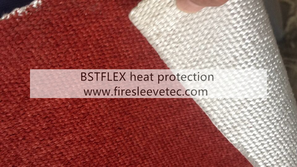 17 oz Silicone Coated Fiberglass Cloth