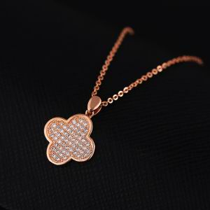 Zircon Copper Necklace   GSP0005