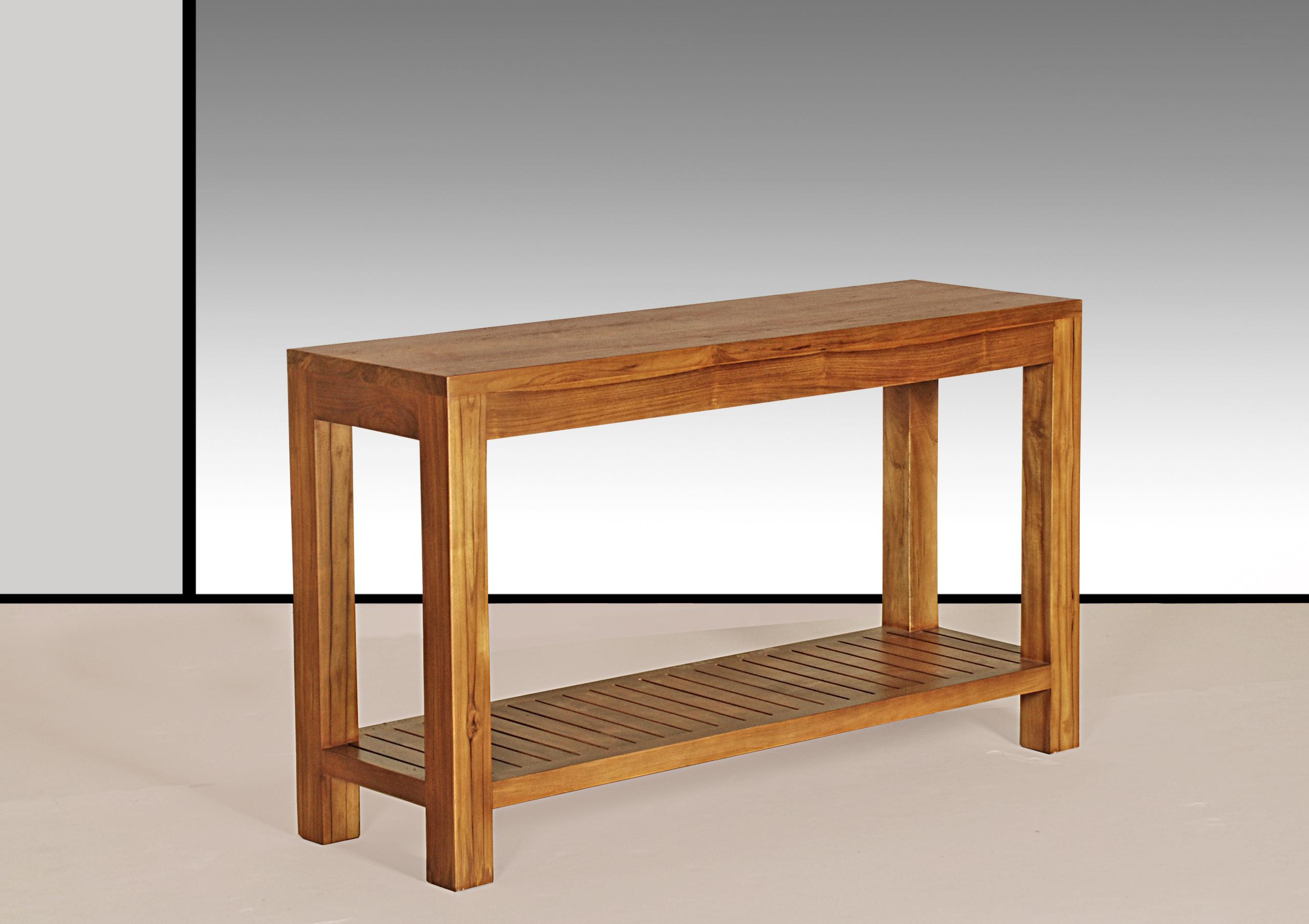 ... Teak Wood Console Table| Teak Console Table ...