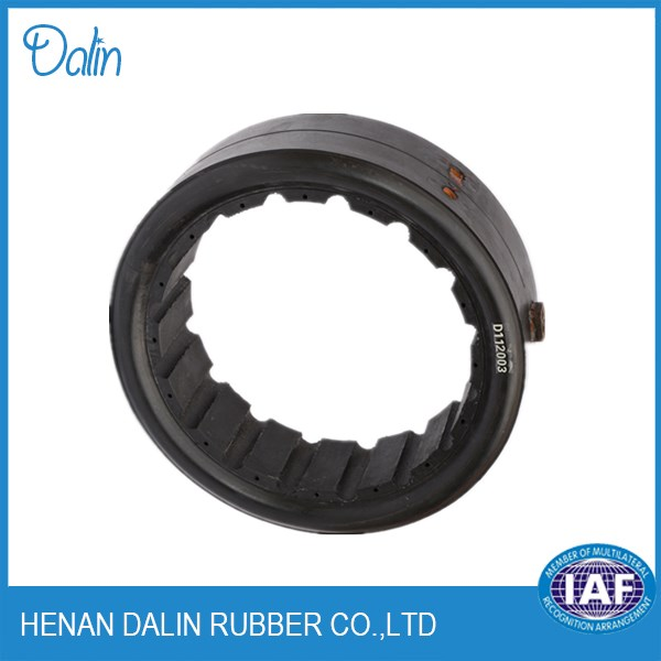 pneumatic air tube for tire building machinery
