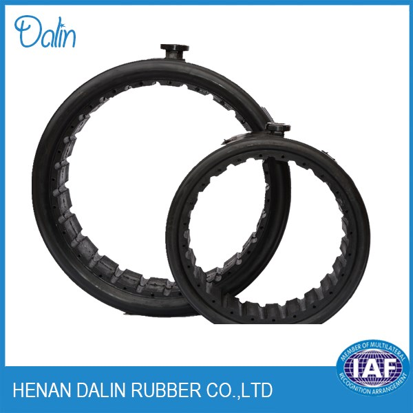 pneumatic air tube for slip clutches