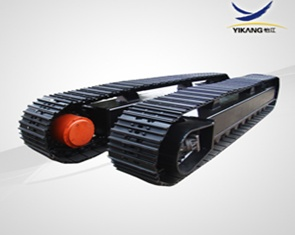 construction machinery for sale YJA01 STEEL TRACK SEPARATE UNDERCARRIAGE