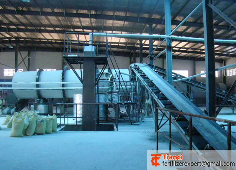 Fertilizer Granulation