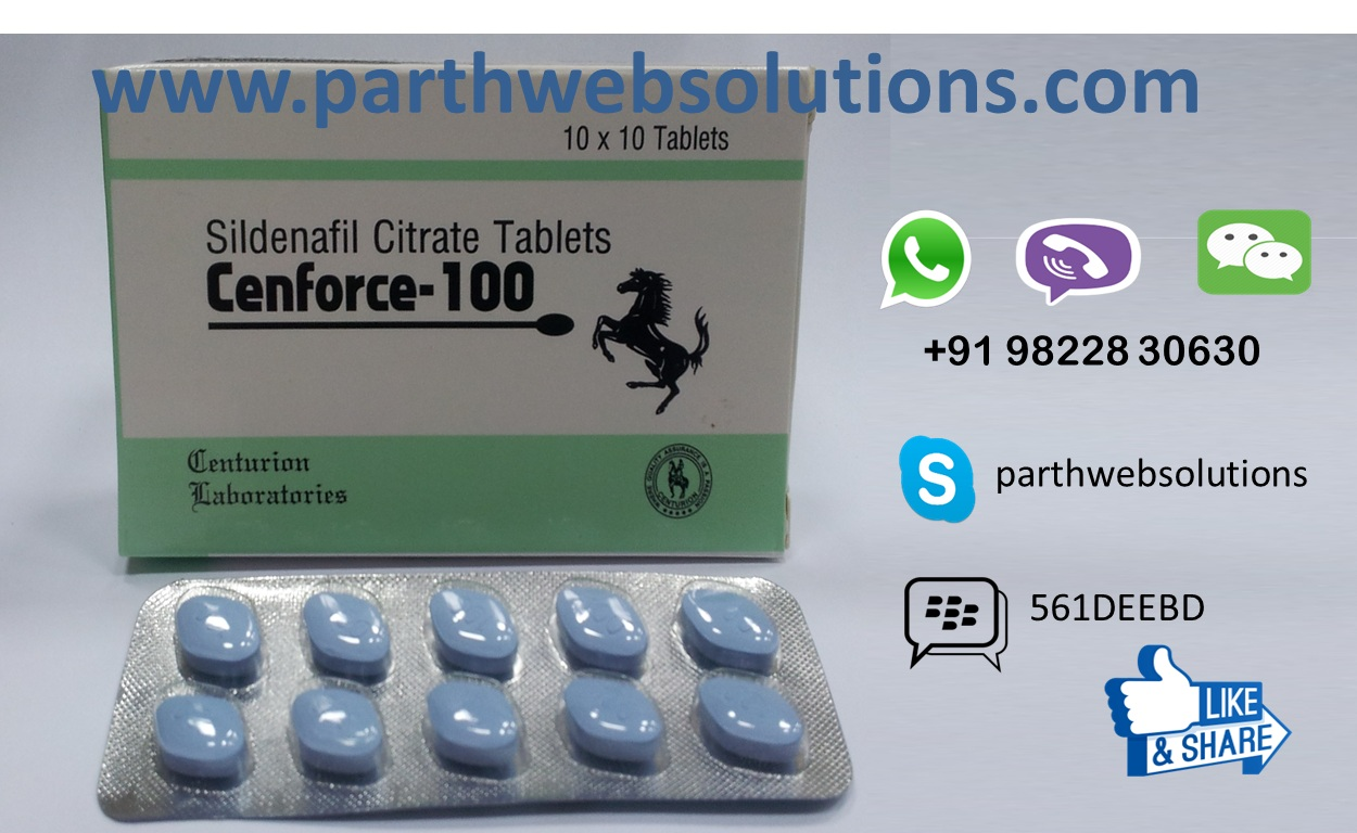 Cenforce (Sildenafil Citrate Tablets)