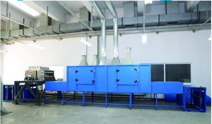 Microwave Sludge Drying Equipment
