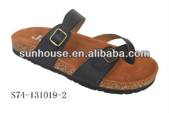 leather sandal for men Cow Leather Men Sandals