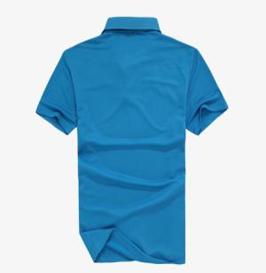 100% Polyester 160gsm Cool Max Polo Shirt