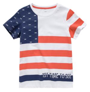 t shirts for boys online Printed Cotton T Shirt For Boy