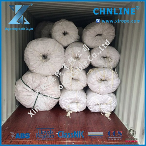 3-strand polyester rope