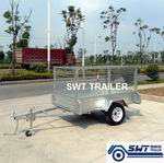 8 x 5 cage trailer Cage Trailer 8x5