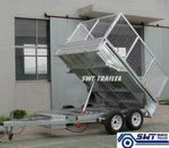 hydraulic tipping trailer parts Hydraulic Tipping Trailer