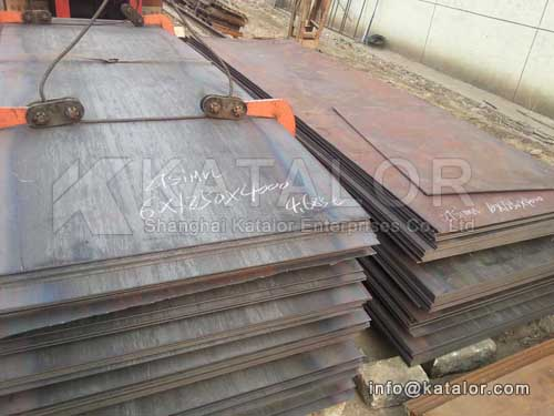 BS 1501  620 Gr. 27 steel plate/sheet for steel with Cr., Mo.,Cr-Mo steels For high temperature and pressure vessels