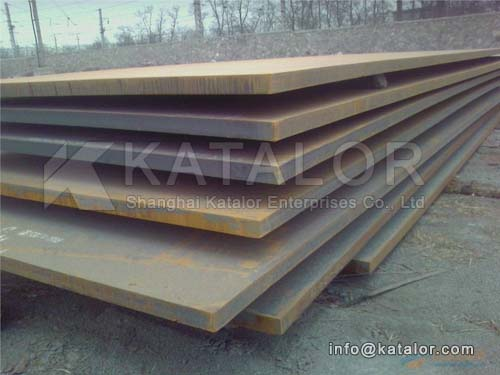 BS 1501 1503 - 243 B steel sheet for steel with Cr., Mo.,Cr-Mo steels for pressure vessels