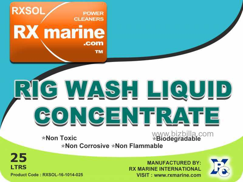 Rig Wash Liquid Concentrate
