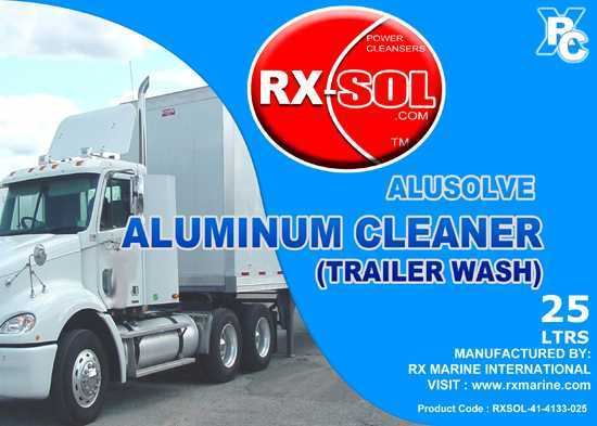 Aluminum Cleaner (Trailer Wash Acid
