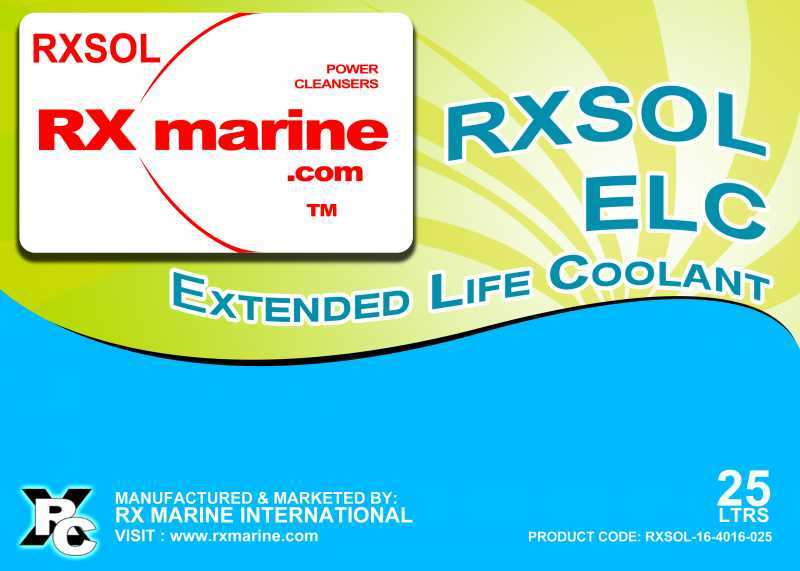 RXSOL Extended Life Coolant