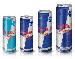 Redbull Enrgy Drinks