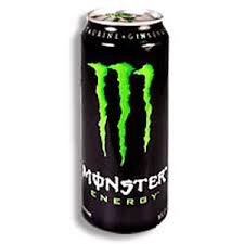 Monster Enrgy Drinks