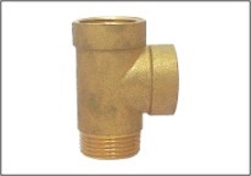 Brass Pump Fitting WitBrass Pump Fitting With Three Wayh Three Way